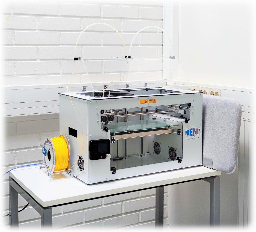 Pääkirjaston 3D-tulostin